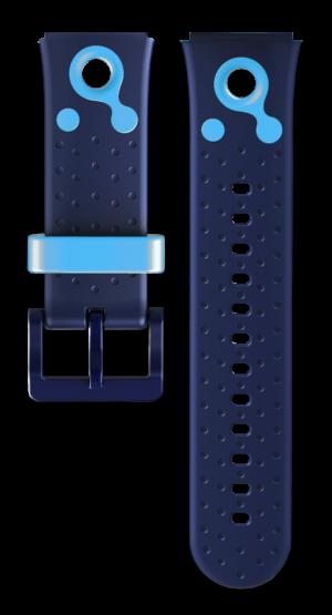 blå-klockbälte