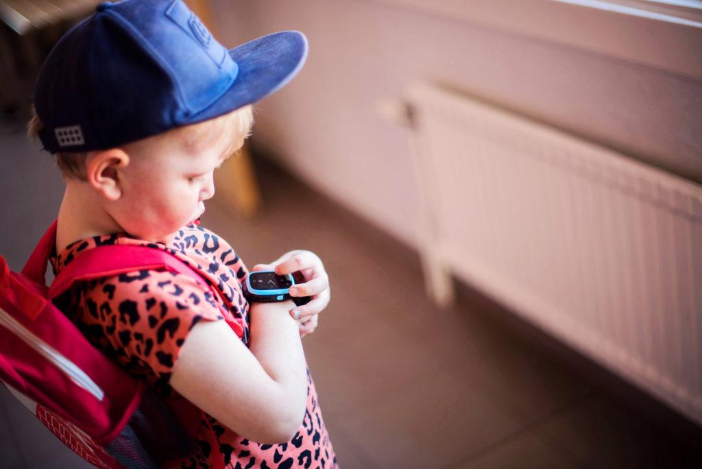 mobiltelefon till skolstart Xplora