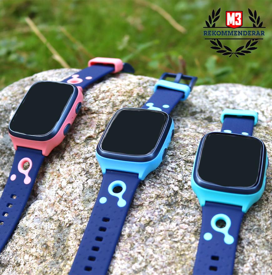 Bäst i test GPS-klocka för barn
