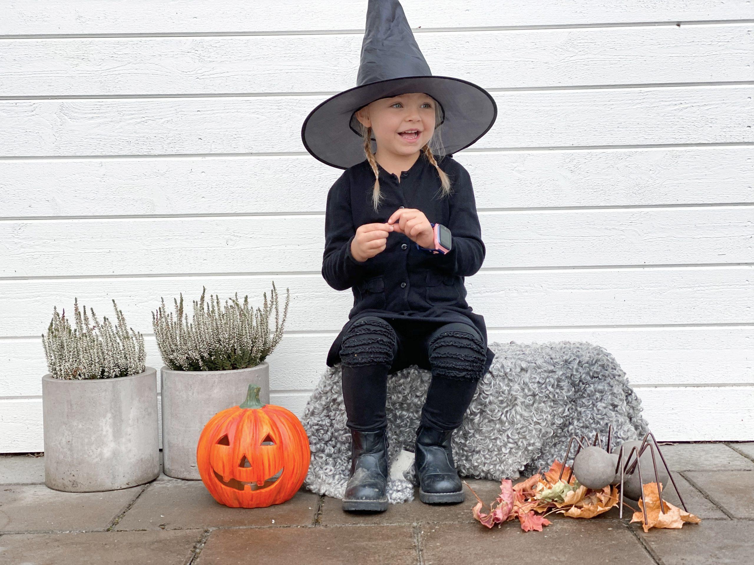 6 kreativa idéer för en rolig och säker Halloween