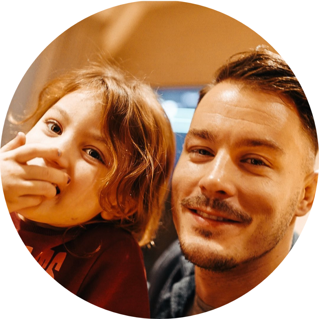 Mobilklocka för barn Simon Sköld Xplora