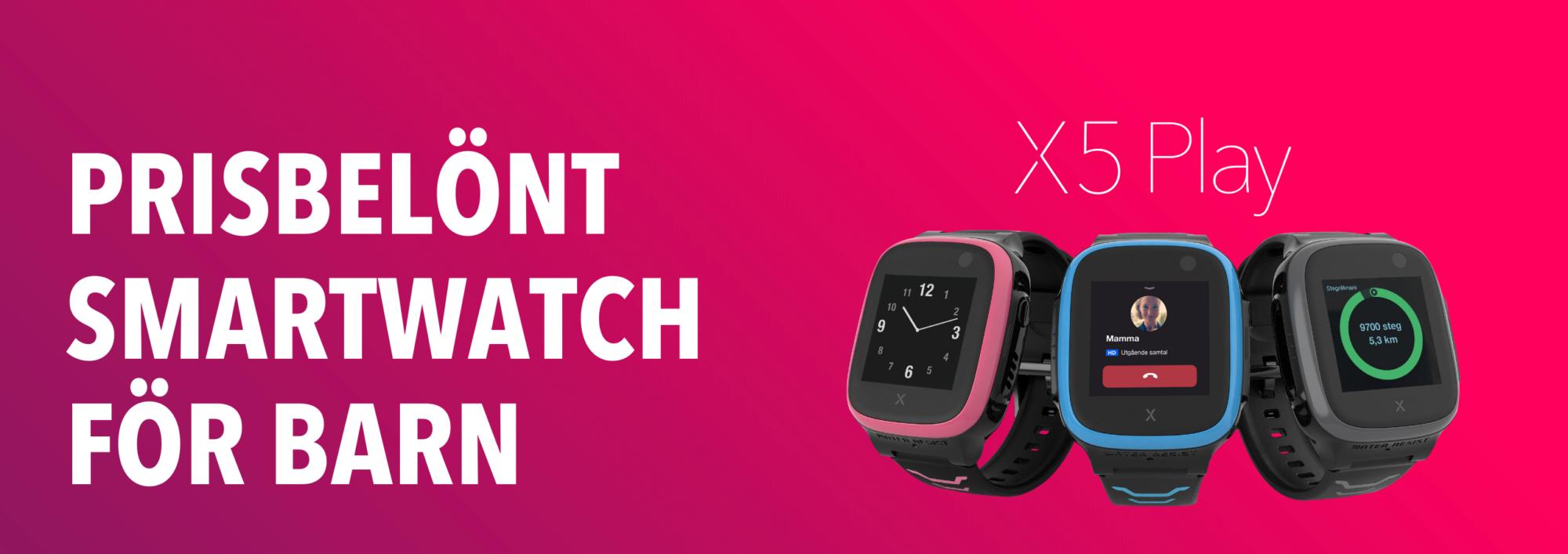 bäst i test smartwatch för barn Xplora