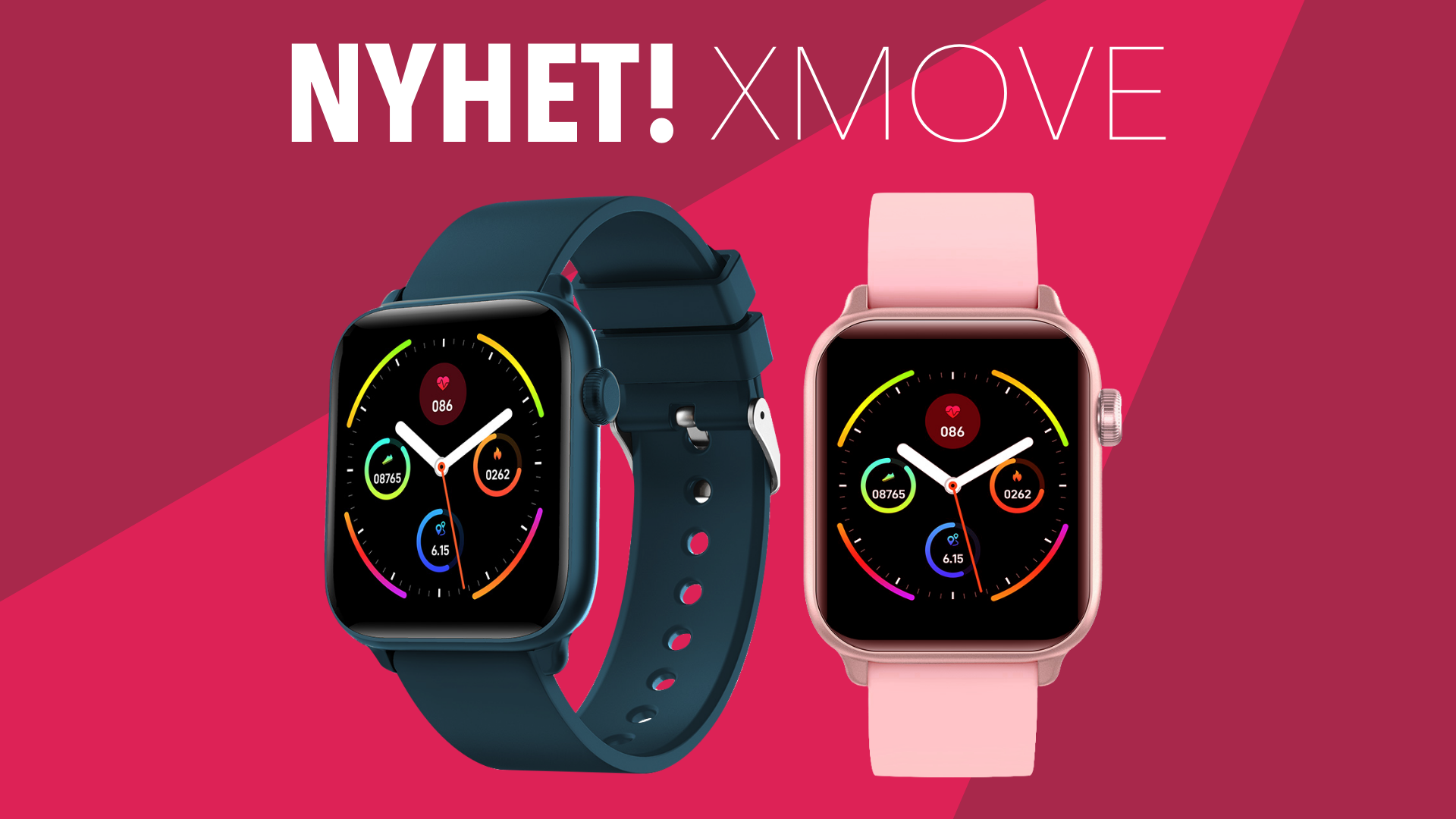 Nyhet XMOVE – Xplora presenterar ny aktivitetsklocka