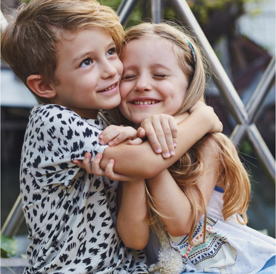 Fördelar med att ha syskon